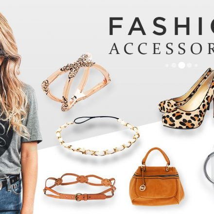Improve Your Wardrobe With Scintillating Fashion Accessories