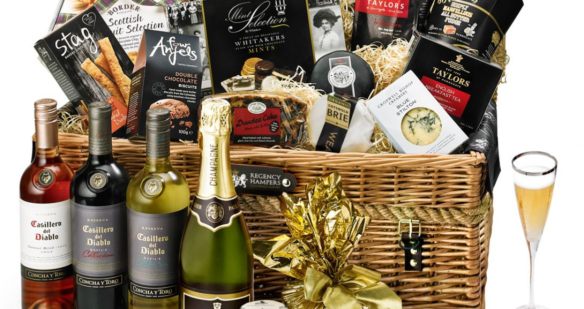 Gift Hampers to Warm the Hearts of your Loved Ones
