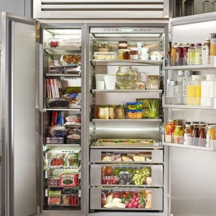 Why Choose LRFNS2200S Refrigerator?