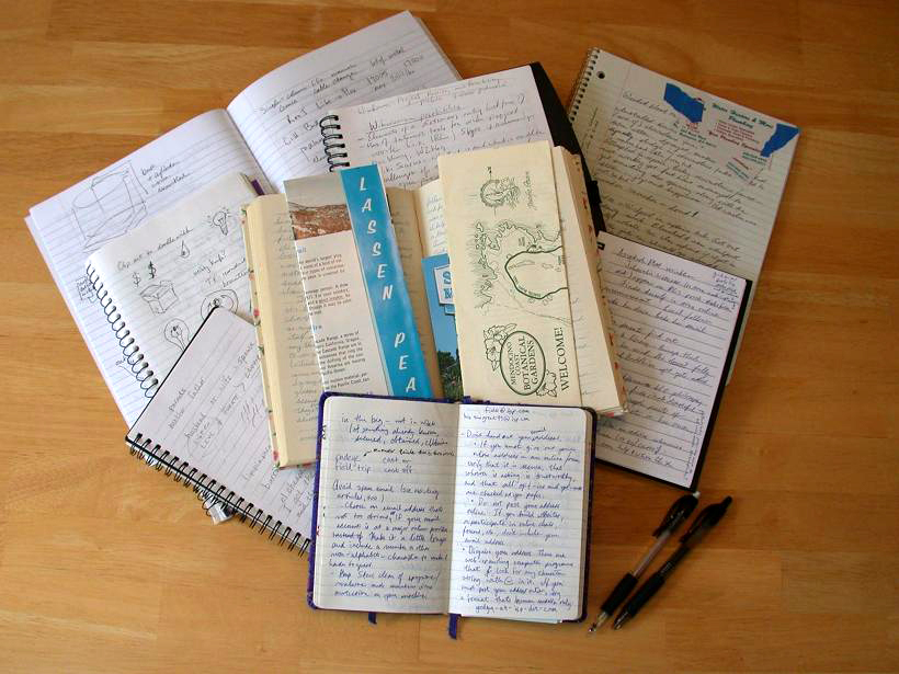 Organize Your Life by Writing Journals