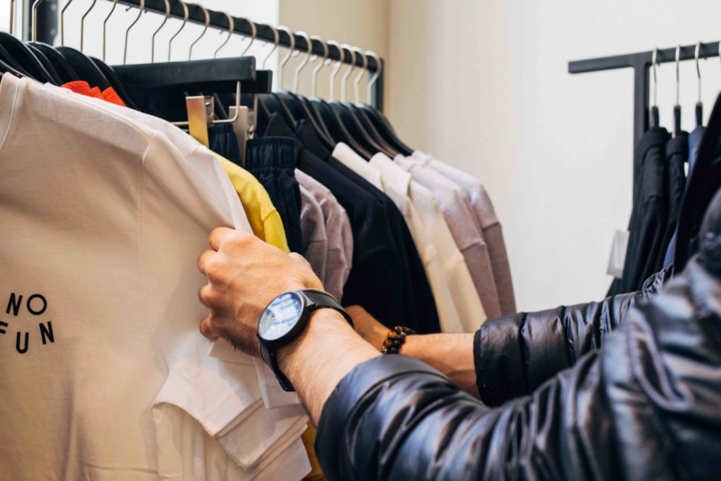 Clothe shopping blunders to avoid