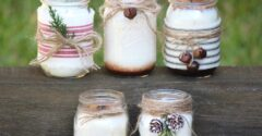 Jar Candles: How They Are Made and How They Burn