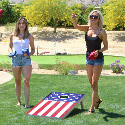 Cornhole is rapidly becoming one of the most popular outdoor games in the United States.